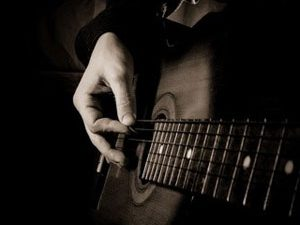 Jouez de la guitare dans le noir !