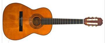 guitare gaucher ou droitier