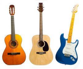 Comment choisir sa guitare ?