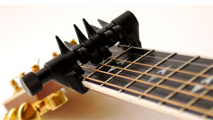 Creative Tunings Spider Capo Acoustic