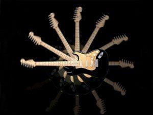 Jouer devant le temps ou derrière le temps à la guitare