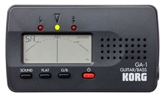 Accordeur pour guitare Korg GA-1