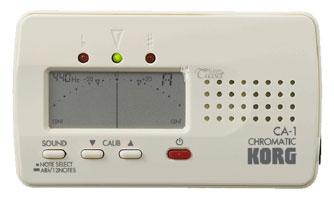 Accordeur pour guitare Korg CA-1