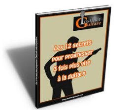 Votre guide Instinct Guitare pour progresser 3 fois plus vite
