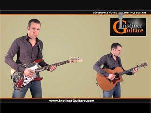 Instinct Guitare se met à la vidéo