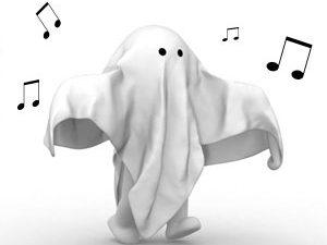 Les ghost notes à la guitare