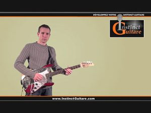 7 plans blues à la guitare