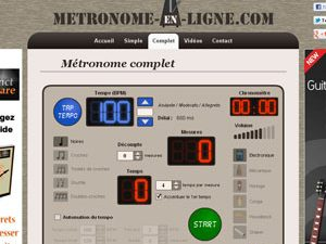 http://www.metronome-en-ligne.com
