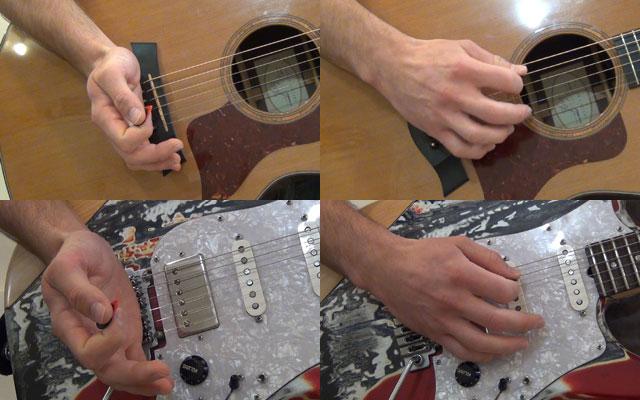 Comment ne plus se tromper de corde ? - Instinct Guitare