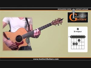 Comprendre les accords barrés à la guitare