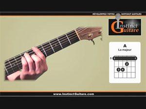 Réussir ses accords barrés à la guitare