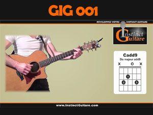 GIG001 - Le Gimmick Instinct Guitare - Ballade folk