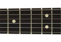 A quoi servent les repères sur le manche de la guitare ?