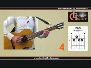 GIG004 - Le Gimmick Instinct Guitare - Rythmique bossa