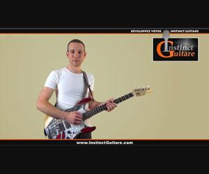 L'improvisation à la guitare, c'est facile!