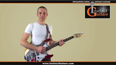 L'improvisation à la guitare, c'est facile !
