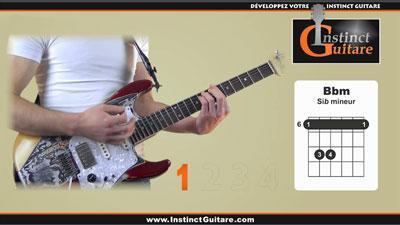 GIG005 – Le Gimmick Instinct Guitare – Rythmique reggae