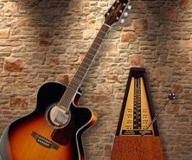 Comment jouer de la guitare au bon tempo ?
