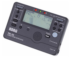 Accordeur métronome Korg TM-50
