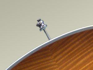 Comment réparer les attaches-courroie sur sa guitare ?