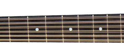 guitare 8 cordes accordage