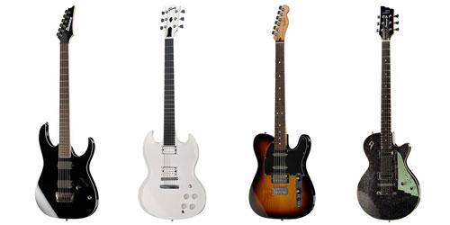 Guitares barytons