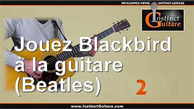 Blackbird – Beatles – 2/2 – Refrains, pont et variantes