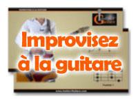 Improvisez à la guitare