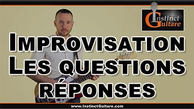 Astuce impro – Questions/réponses à la guitare