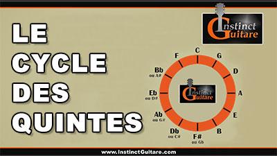 7 utilisations du cycle des quintes