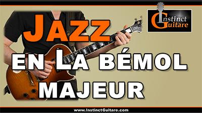 Jazz en La bémol majeur